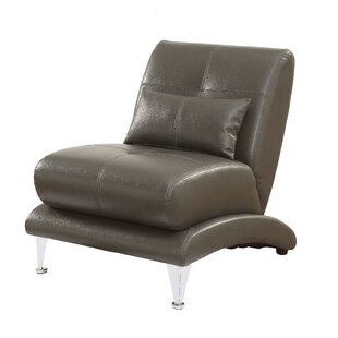 Ivy Bronx Gutshall Contemporary Slipper Chair
