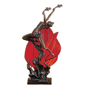 Flame Dancer Accent 17.5 Table Lamp