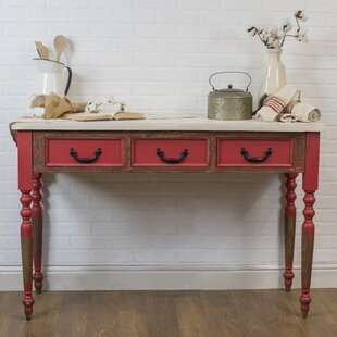 American Mercantile Console Table