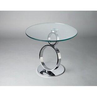 Tobias End Table by Orren Ellis