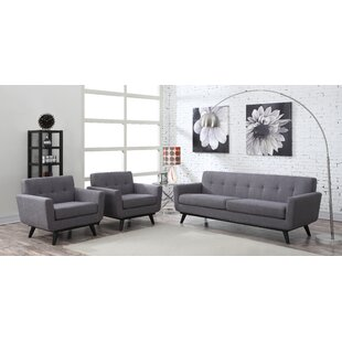 Granata 2 Piece Living Room Set by George Oliver