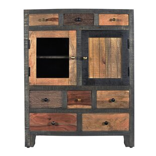 Moultry 8 Drawer 2 Door Cabinet by World Menagerie
