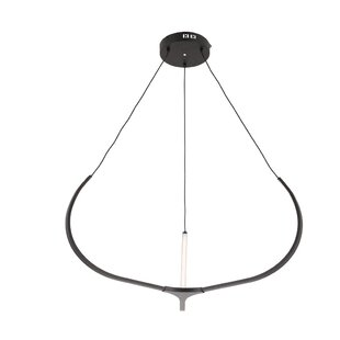 Orren Ellis Pavilion LED Novelty Pendant