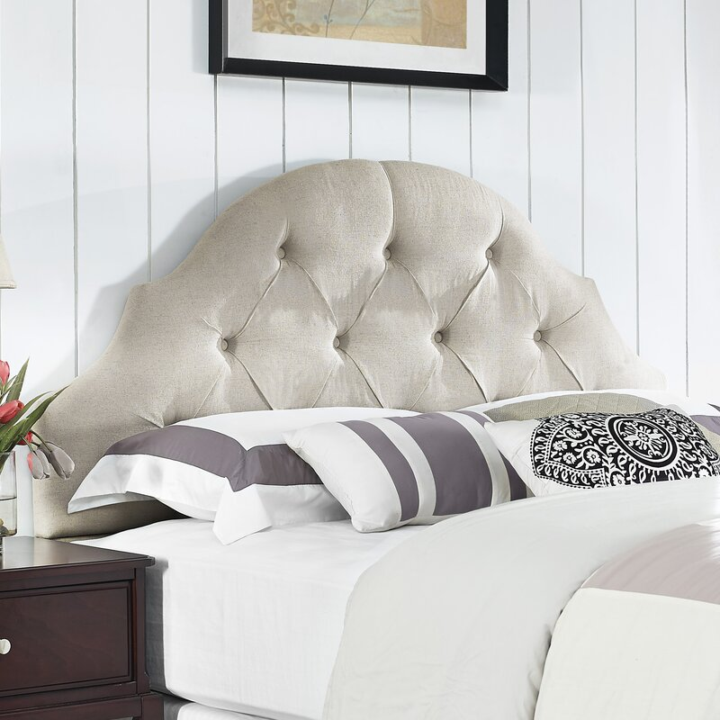 tufted carrera charcoal htm l in upholstered lexington maranello headboard