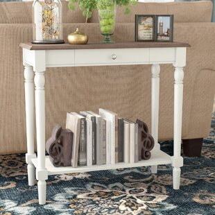 Look for Carlisle Console Table By Charlton Home