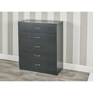 Read Reviews Keever 4 Drawers Chest