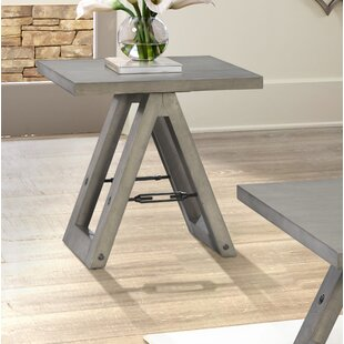 Eliza Sawhorse End Table