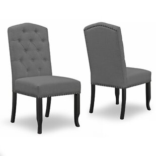 Chesson Upholstered Dining Chair (Set of 2)