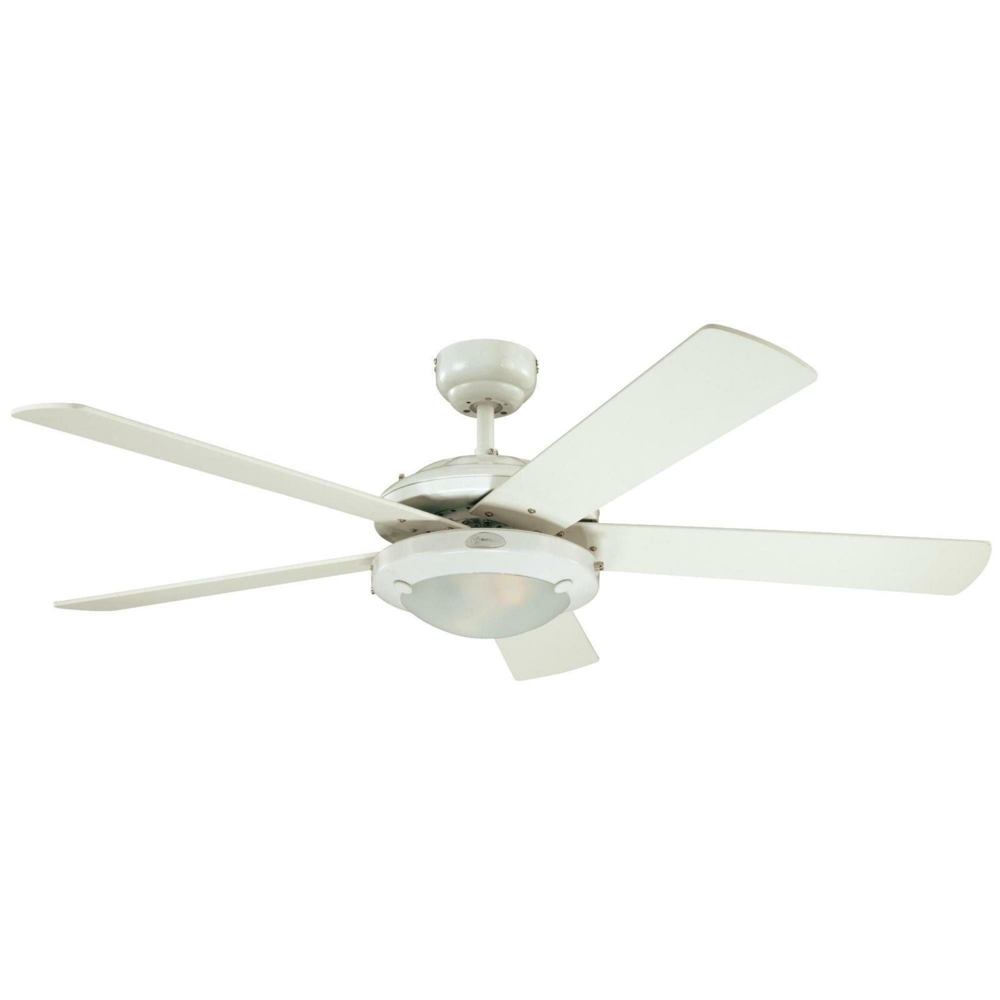 52 Creslow 5 Blade Ceiling Fan Light