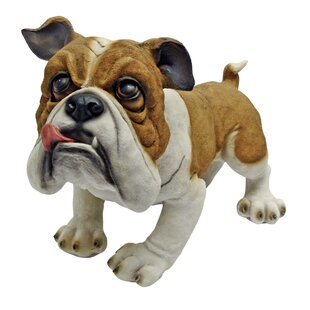 Very best English Bulldog Statue | Wayfair DX25