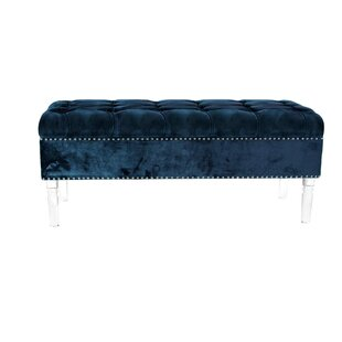 Everly Quinn Oskar Modern Tufted Upholste..