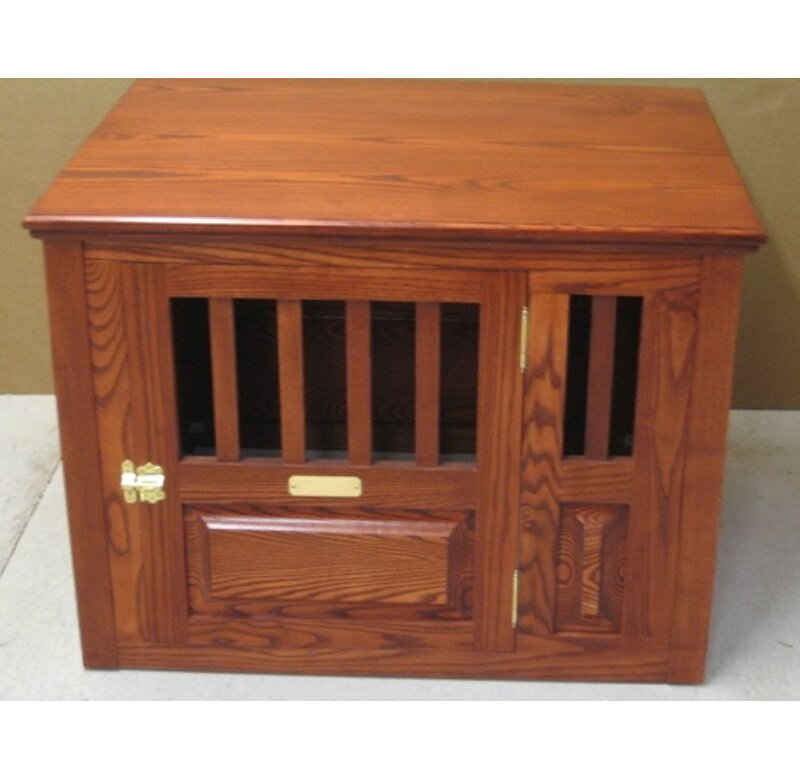 Dixie Handmade Furniture Style Pet Crate