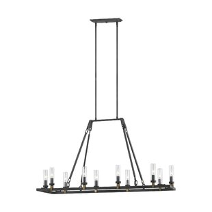 Castelli 10-Light Outdoor Chandelier
