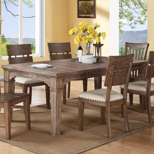 Plessis 7 Piece Extendable Dining Set