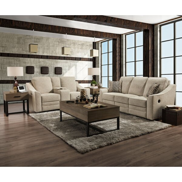 Latitude Run Canion Configurable Living Room Set Reviews Wayfair