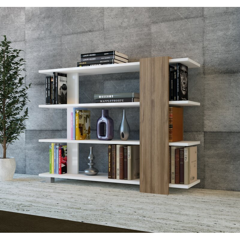 Ivy Bronx Camron Accent Standard Bookcase