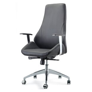 Impacterra Canjun High-Back Leather Executive Chair