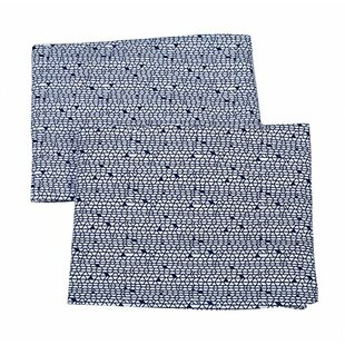 Top Manolis Fitted Crib Sheets (Set of 2) ByHarriet Bee
