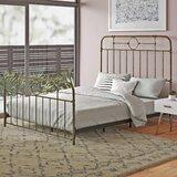 Wilhelmina Low Profile Bed