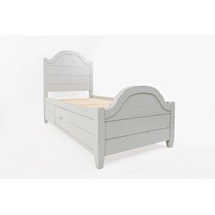 August Grove Ginns Storage Platform Bed