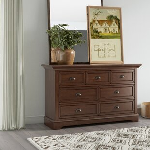 Appleby 7 Drawer Contemporary Wood Youth Dresser by Greyleigh