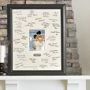 03dcd475fc08 Personalized Gift Wedding Wishes Signature Picture Frame. by JDS  Personalized Gifts