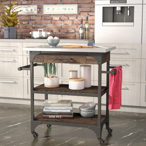 Walter Multi Purpose Kitchen Cart
