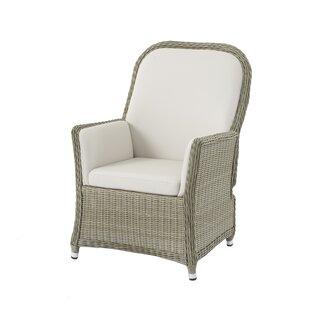 Aurea Garden Chair With Cushion Image