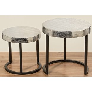 Robbin 2 Piece End Table Set