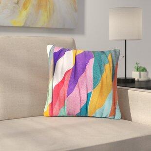 Multicolored Outdoor Pillows Wayfair