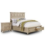 Dickson Platform Configurable Bedroom Set by Foundry Select