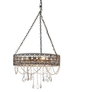 Shires 2-Light Crystal Chandelier