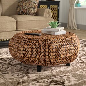 Dimitri Octagonal Coffee Table by World Mena..