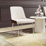 Hudson Upholstered Side Dining Chair by Nuans