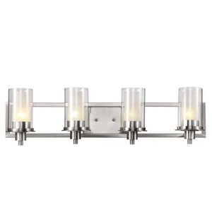 Sandusky 4-Light Vanity Light