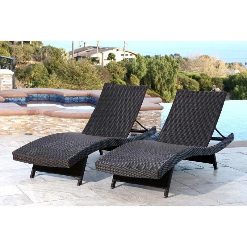 Crispin Chaise Lounge