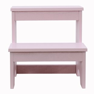 Step Stool by Decor Therapy
