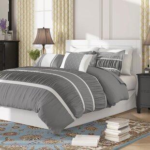 10 Piece Comforter Set Wayfair