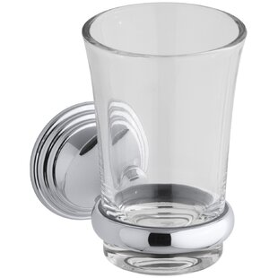 Price Check Devonshire Tumbler and Tumbler Holder By Kohler