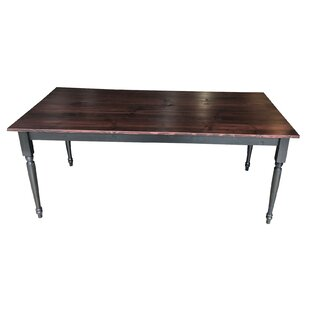 French Countryside Solid Wood Dining Table