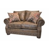 Spears Southwestern Loveseat by Loon Peak®