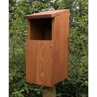Sonnet Post Mounted Birdhouse By Sol 72 Outdoor
