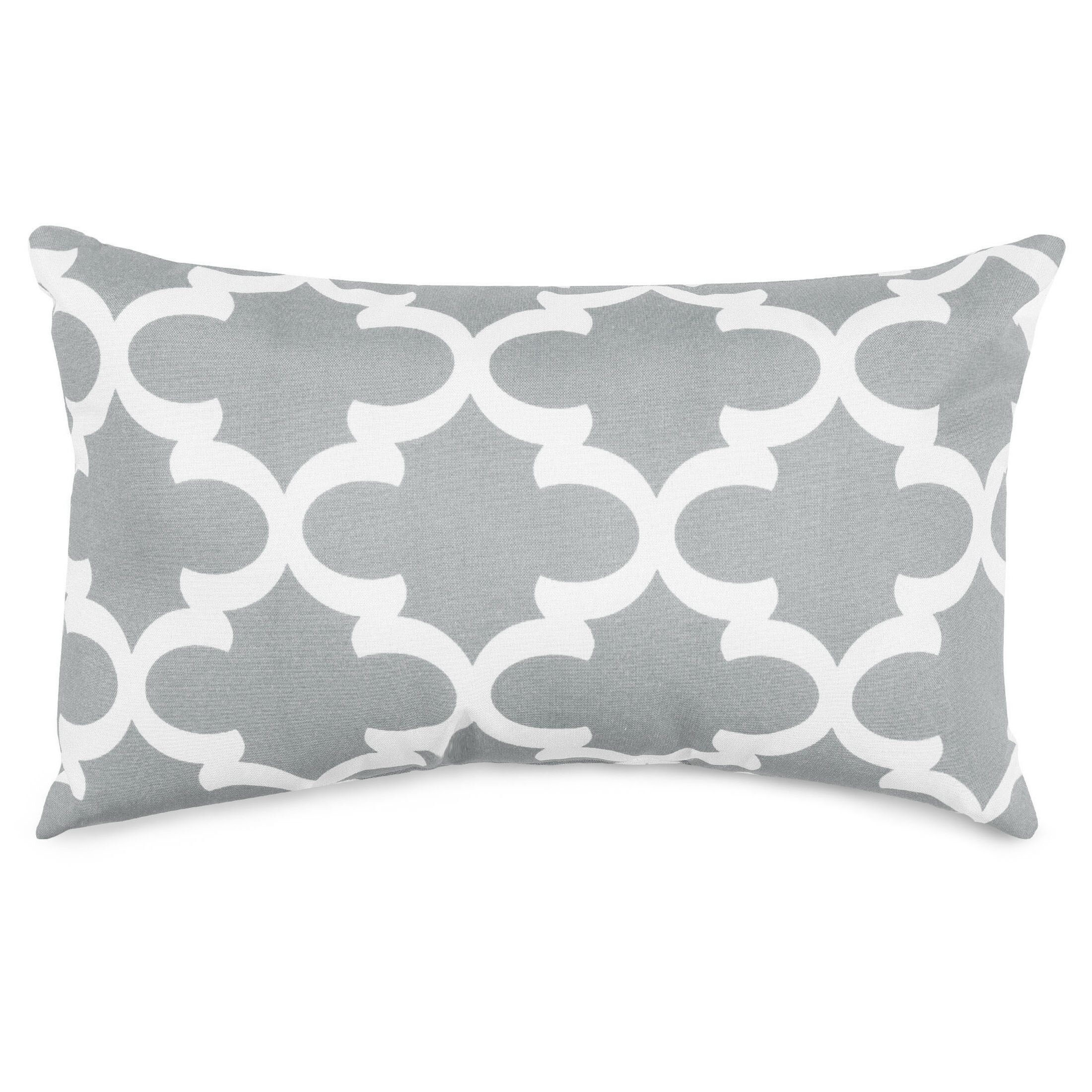 Winston Porter Raymon Geometric Rectangular Cotton Throw Pillow Reviews Wayfair