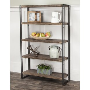 Chitwood Etagere Bookcase by Williston Forge 2019 Sale