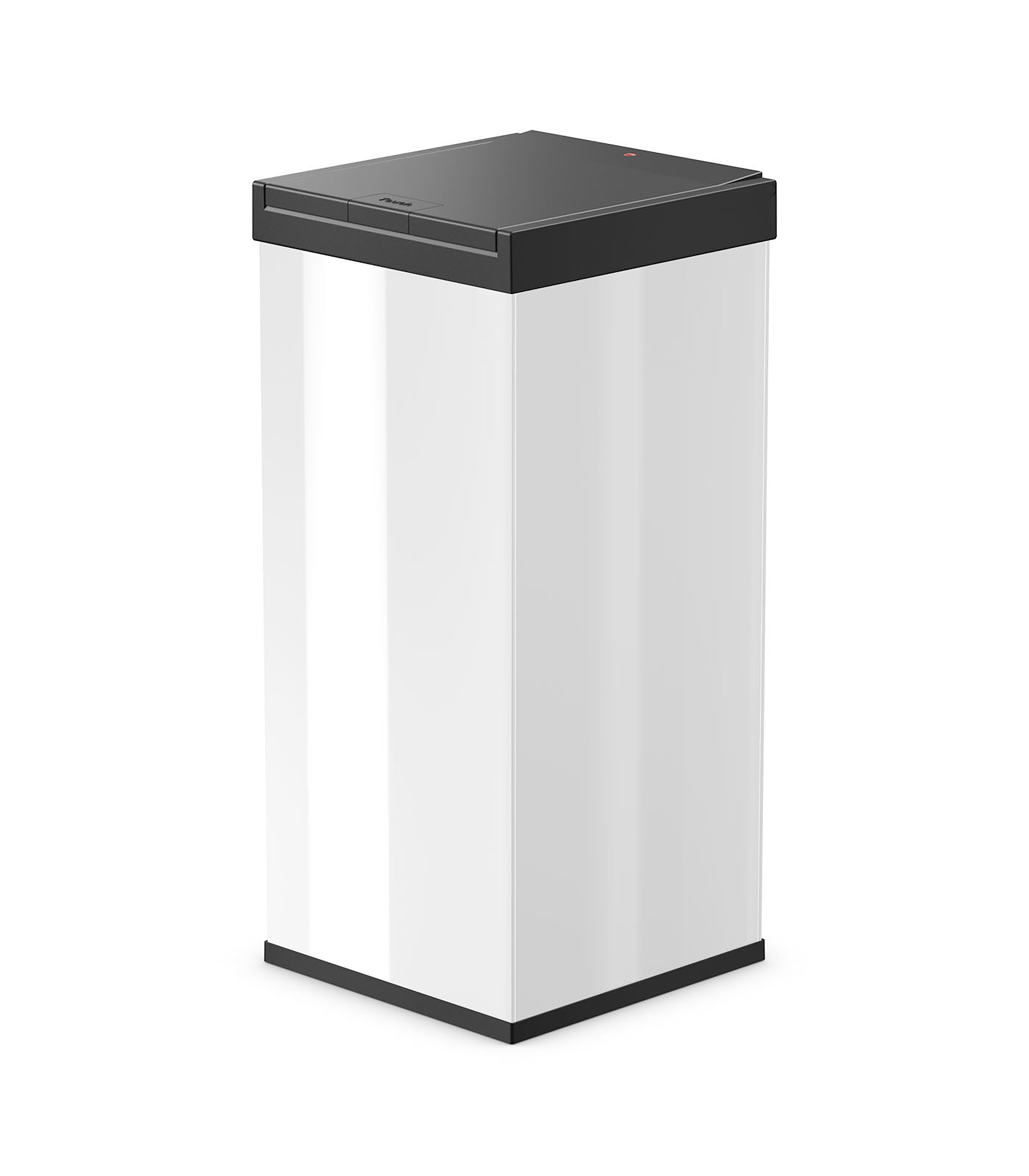 Hailo Usa Inc Box 80 18 7 Gallon Touch Top Trash Can Reviews Wayfair
