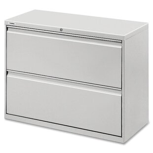 Telescoping 2-Drawer Suspension Lateral File by Lorell