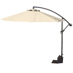 Santiago 10' Cantilever Umbrella