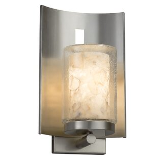 Conovan 1-Light Outdoor Sconce By Rosecliff Heights Outdoor Lighting