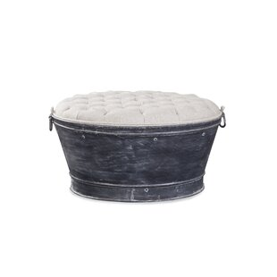 One Allium Way Fleurance Cocktail Ottoman