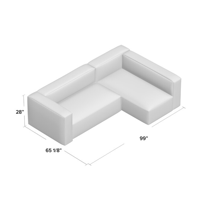 Cool Cleon Small Sectional Sofa Cjindustries Chair Design For Home Cjindustriesco